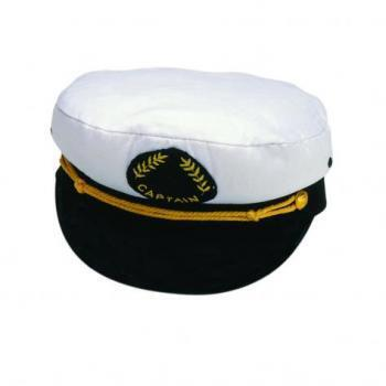 Foto - CAPTAIN`S WHITE CAP, no. 59