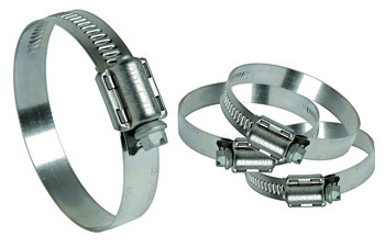 Foto - PIPE CLAMP- 12 mm, 70-90 mm, S/S