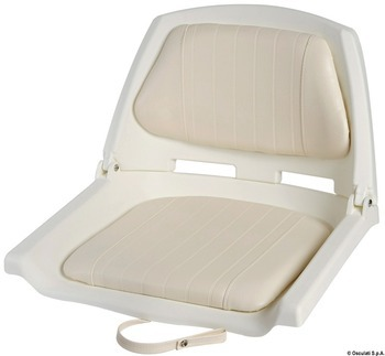 Foto - POLYETHYLENE SEAT, WHITE