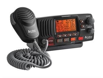 Foto - FIXED RADIO VHF-  COBRA MR F57B, BLACK
