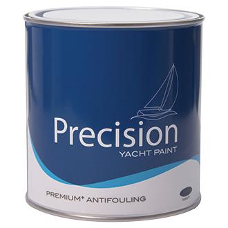 Foto - ANTIFOULING- PRECISION PREMIUM + ANTIFOULING, BLACK, 2.5 l