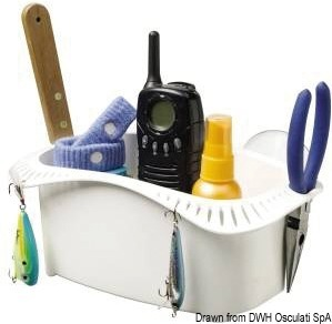 Foto - UNIVERSAL HOLDER FOR FISHING ACCESSORIES- OSCULATI