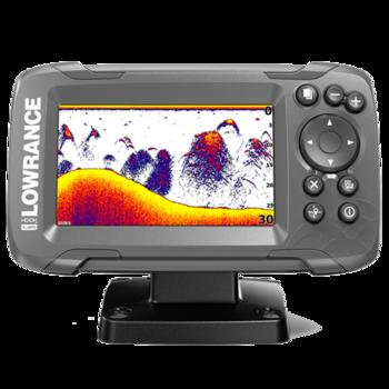 Foto - LOWRANCE HOOK2-4x GPS ALL SEASON PACK