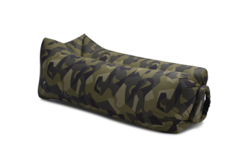 Foto - CHILLBEAN AIR LOUNGER, CAMOUFLAGE M90