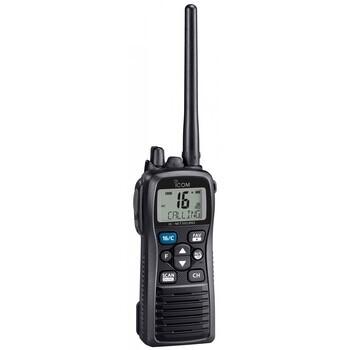 Foto - HANDHELD VHF- ICOM IC-M73E
