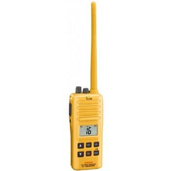 Foto - GDMSS HANDHELD VHF- ICOM IC-GM1600E